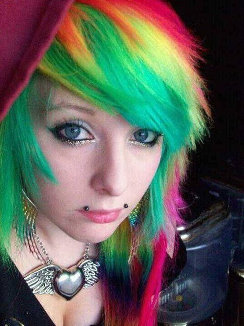 The Best 12 Stylish Short Emo Hairstyles For Girls Popular Haircuts Pictures
