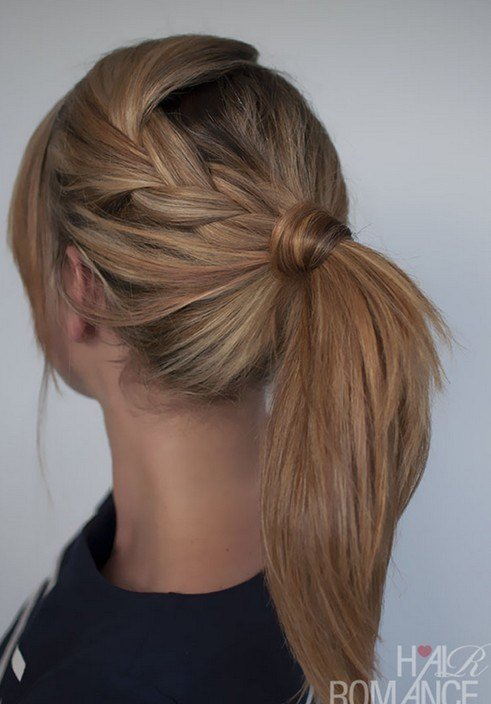 The Best 10 Cute Ponytail Hairstyles For 2019 Ponytails To Try Pictures