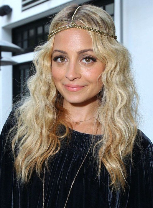 The Best 13 Nicole Richie Hairstyles Popular Haircuts Pictures