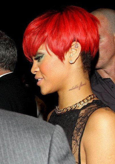 The Best 15 Rihanna Hairstyles Different Haircut Popular Haircuts Pictures