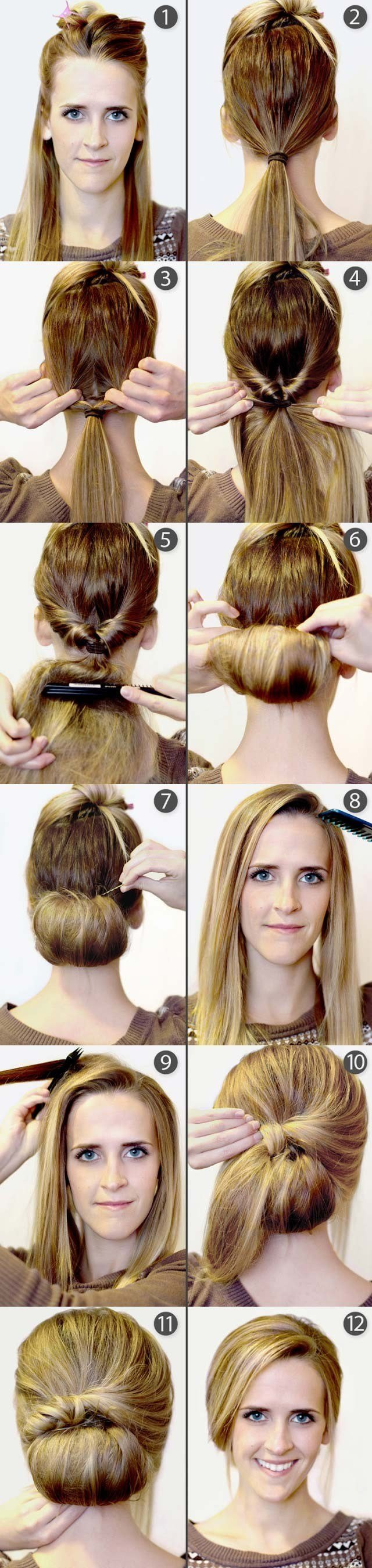 The Best 15 Cute Hairstyles Step By Step Hairstyles For Long Hair Pictures