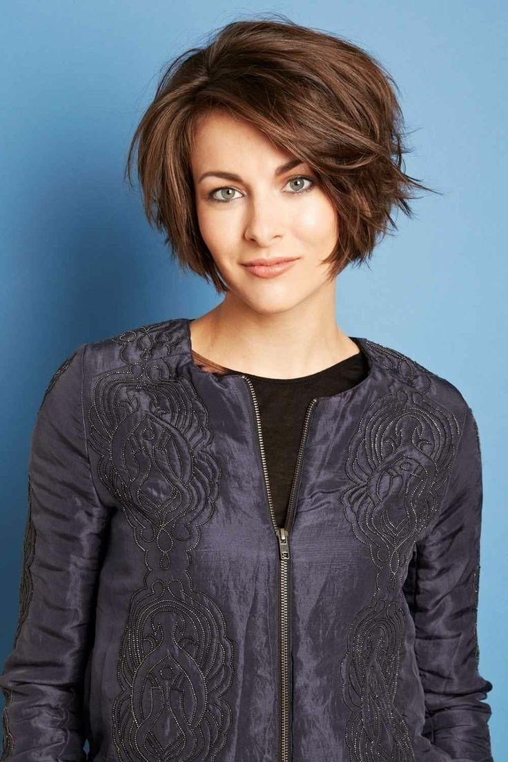 The Best Cute Hairstyles For Short Hair Popular Haircuts Pictures