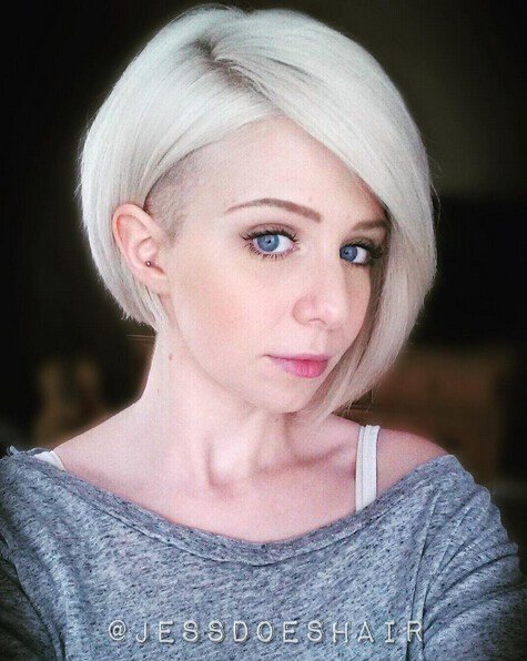 The Best 27 Stylish Fancy Undercut Hairstyle Check Out Chic Glam Undercut Looks Now Popular Haircuts Pictures