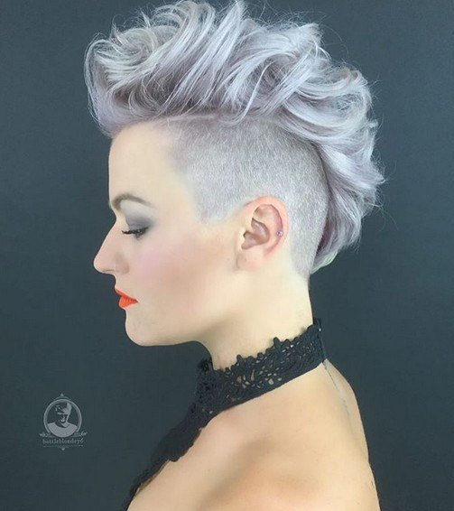 The Best 20 Shorter Hairstyles Perfect For Thick Manes Popular Pictures
