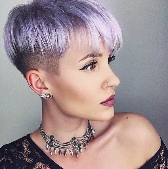 The Best 10 Trendy Bowl Cuts And Styles Very Short Hairstyle Ideas Pictures