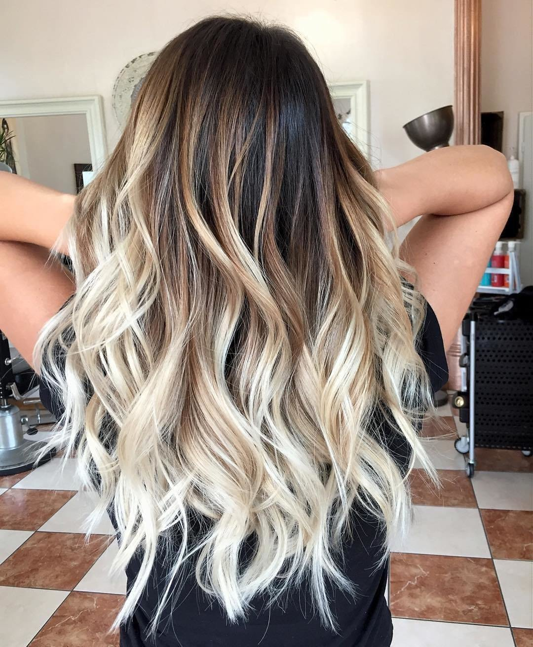 The Best 10 Medium Length Hair Color Ideas 2019 Pictures