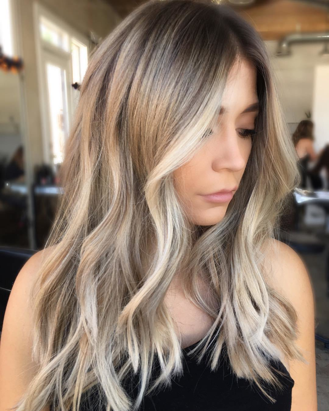 The Best 10 Ash Blonde Hairstyles For All Skin Tones 2019 Pictures
