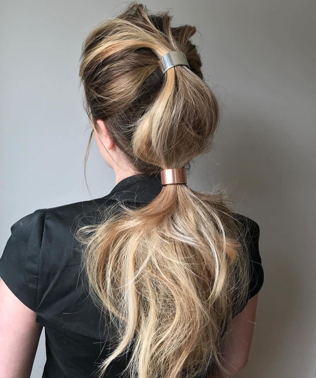 The Best 10 Trendiest Ponytail Hairstyles For Long Hair 2019 Easy Pictures
