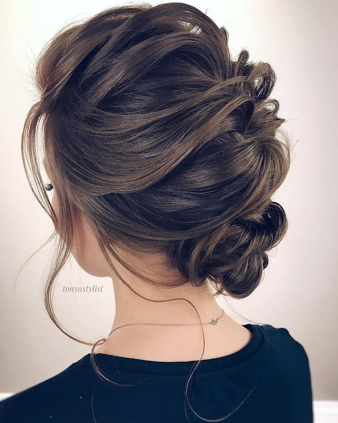 The Best 10 Updos For Medium Length Hair Prom Homecoming Pictures