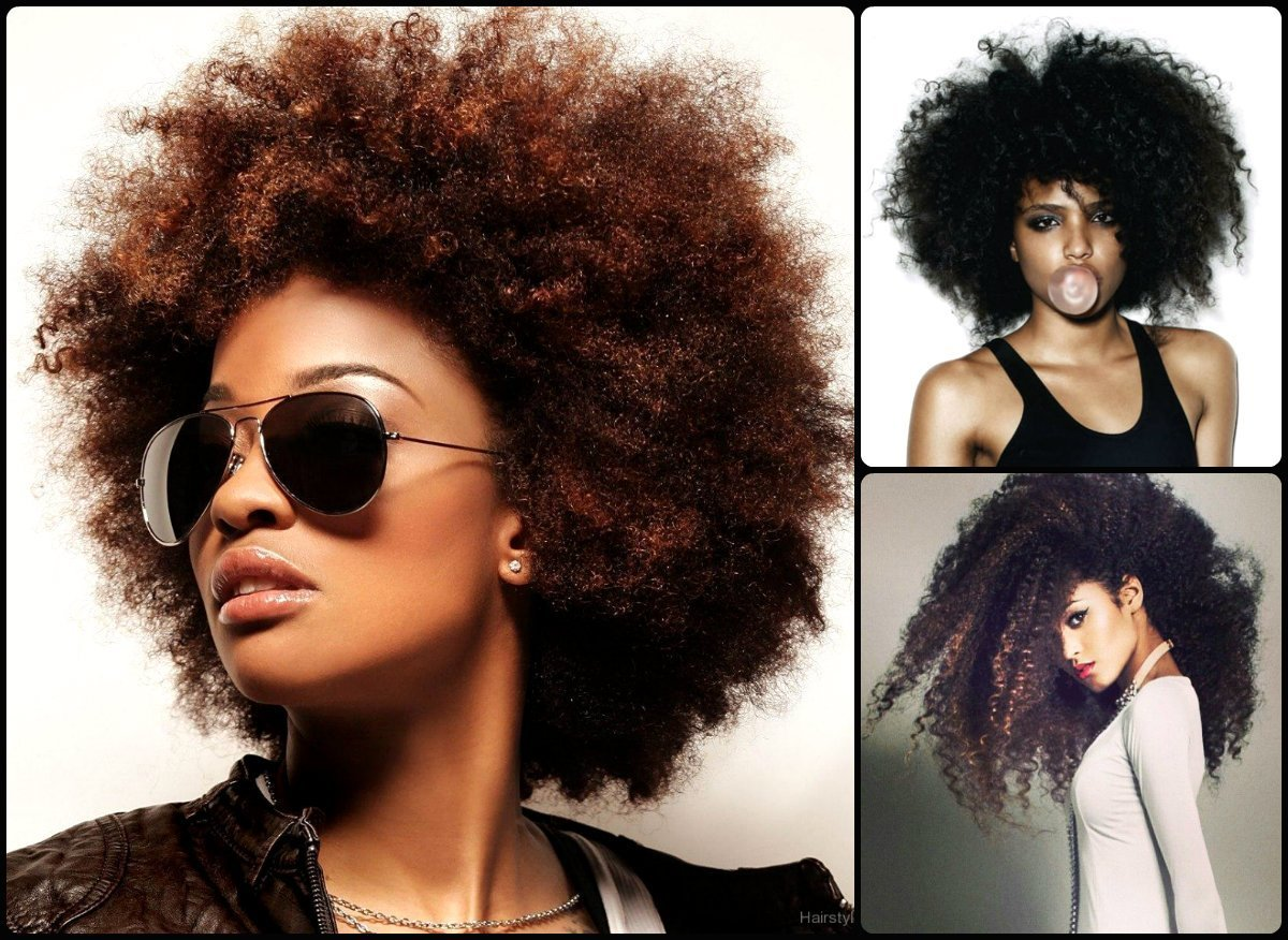 The Best Natural Hairstyles For Black Women Hairstyles 2016 Hair Pictures