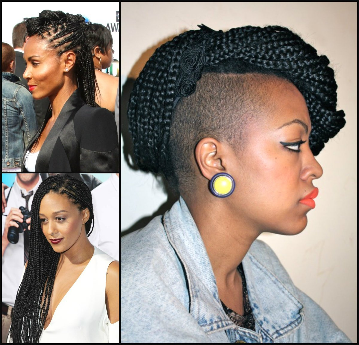 The Best Box Braids Hairstyles 2016 Hair Colors And Haircuts Pictures