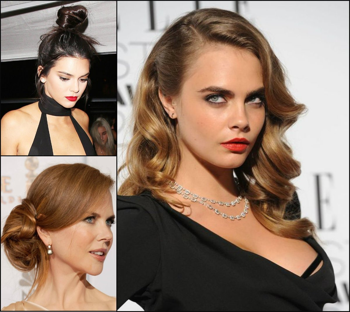 The Best Christmas Party Hairstyles 2017 To Learn Now Pretty Pictures