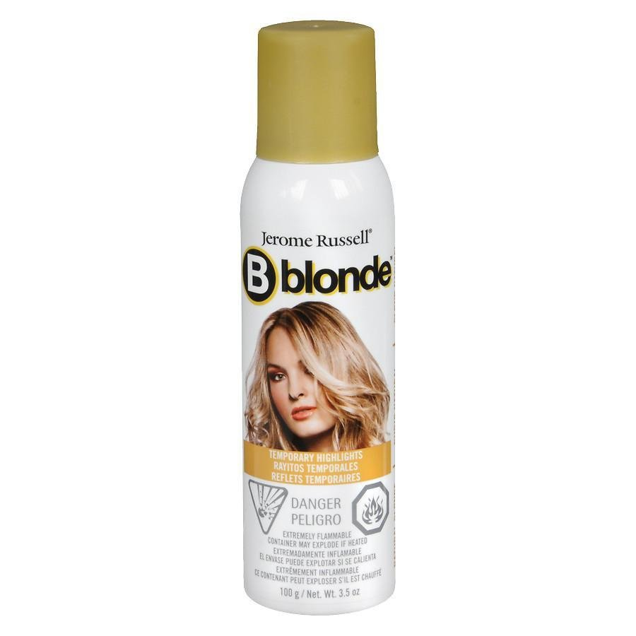 The Best Jerome Russell B Blonde Temporary Highlight Spray Blonde Walgreens Pictures