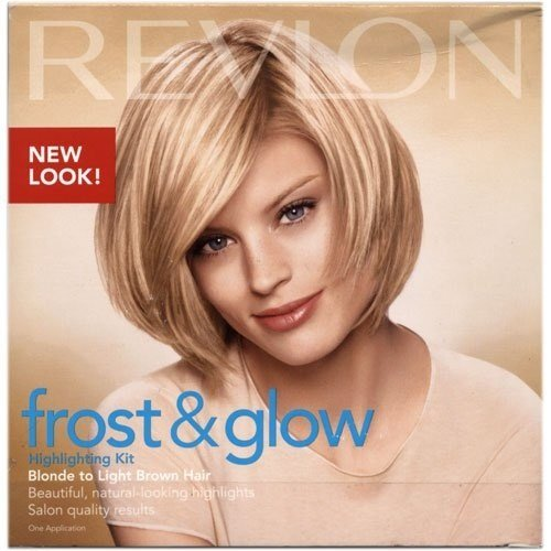 The Best Revlon Frost Glow Highlighting Kit Blonde To Light Pictures