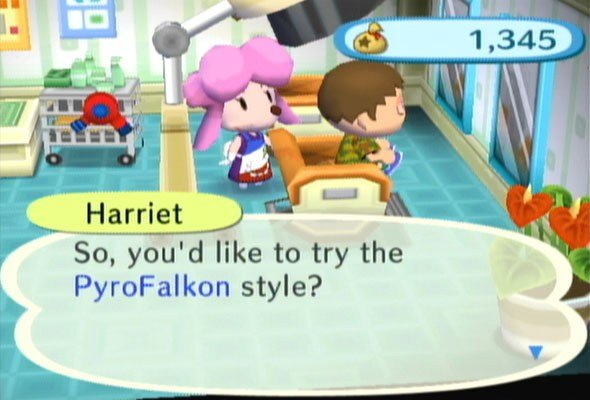 The Best Animal Crossing City Folk Hairstyles Hairstyles Ideas Pictures