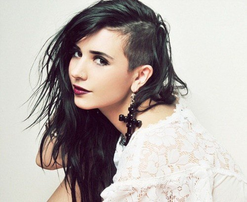 The Best Edgy Haircuts For Girls Best Medium Hairstyle Hairstyles Pictures