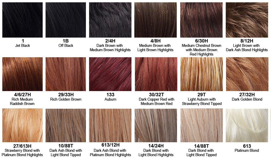 The Best Clairol Hair Color Chart Hairstyles Ideas Pictures
