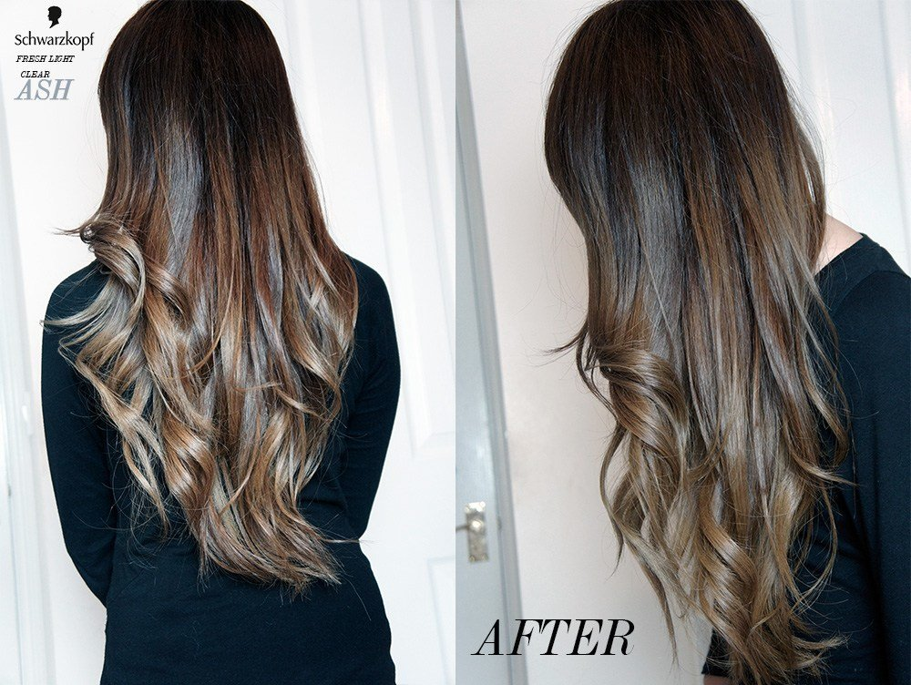 The Best Schwarzkopf Fresh Light Clear Ash Hair Dye Review Toning Pictures
