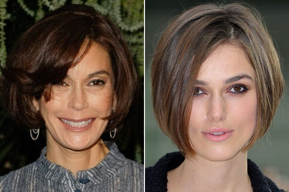 The Best *Gly Bob Hairstyles The Perfect Haircut For Your Face Pictures