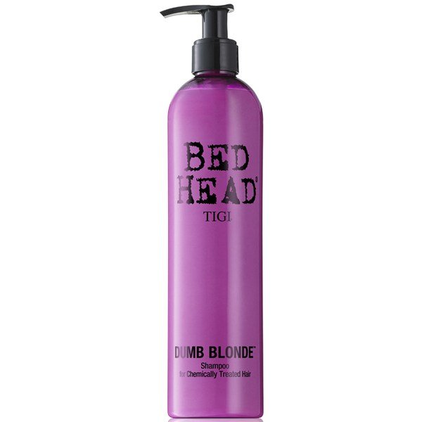 The Best Tigi Bed Head Dumb Blonde Shampoo 400Ml Hq Hair Pictures