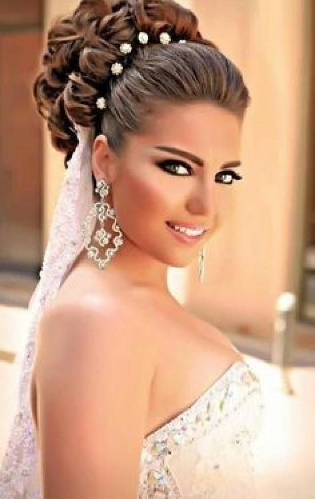 The Best Top 10 Gorgeous Bridal Hairstyles For Long Hair 2053452 Pictures