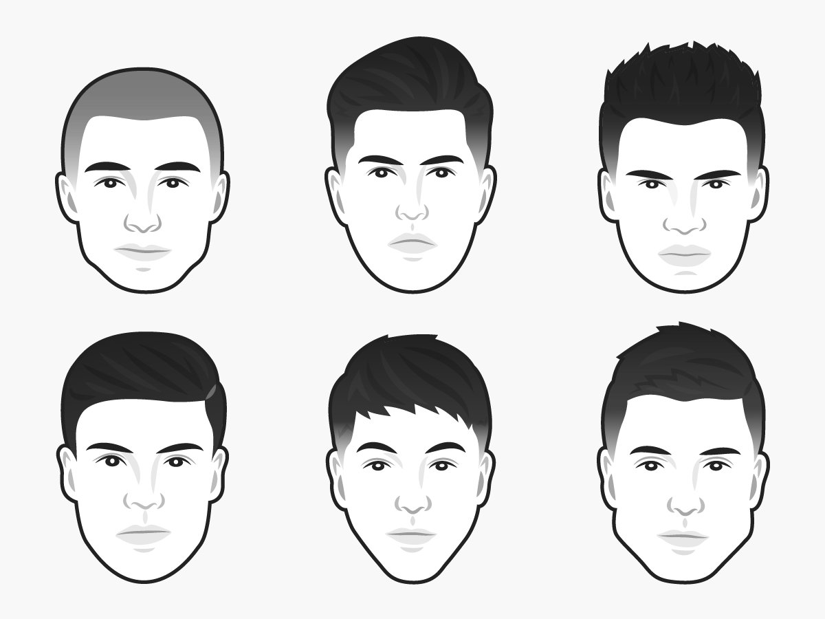 The Best Best Haircut For Every Face Shape Business Insider Pictures
