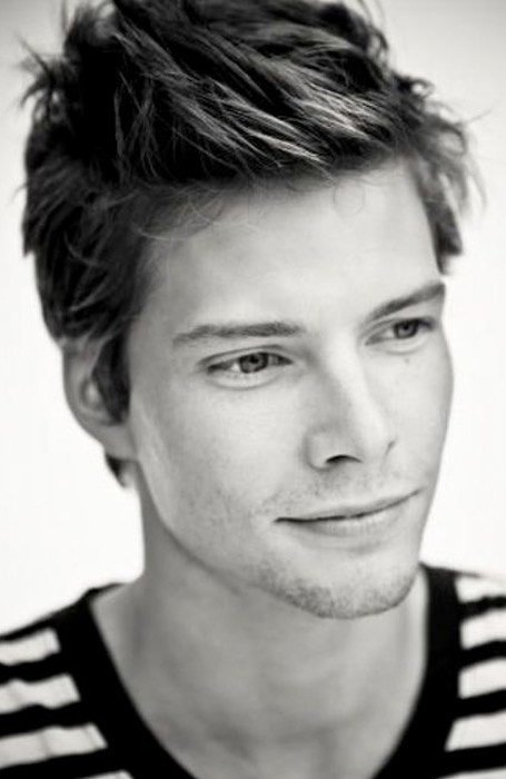 The Best Hunter Parrish Men S Hairstyle Photos At Fashionbeans Com Pictures