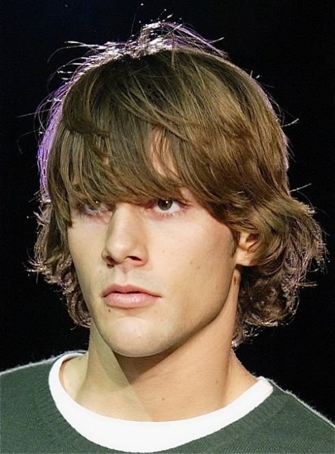 The Best Hairstyle Trends Of T**N Boys Long Medium Short Curling Hairs Pictures