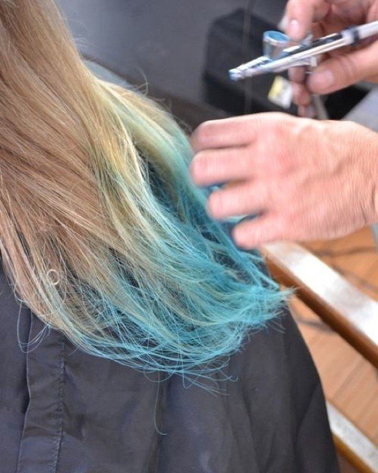 The Best Airbrush Color Hair Pinterest Pictures