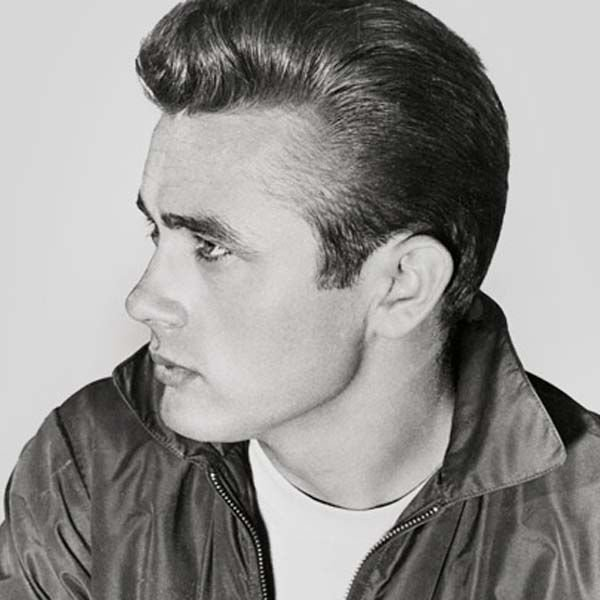 The Best James Dean Rockabilly Hairstyles For Men Mens Stuff Owe Pictures