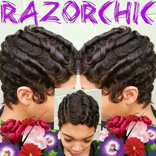 The Best Finger Waves Hair Styles Pinterest Pictures