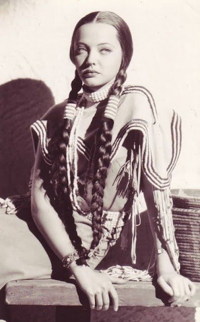 The Best Braids Came From American Indian Styles Native Love Pictures