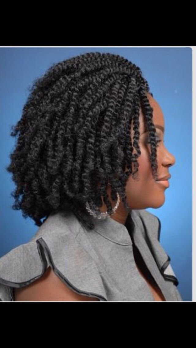 The Best Afro Puffy Fluffy Twist Protective Hairstyles Pinterest Pictures