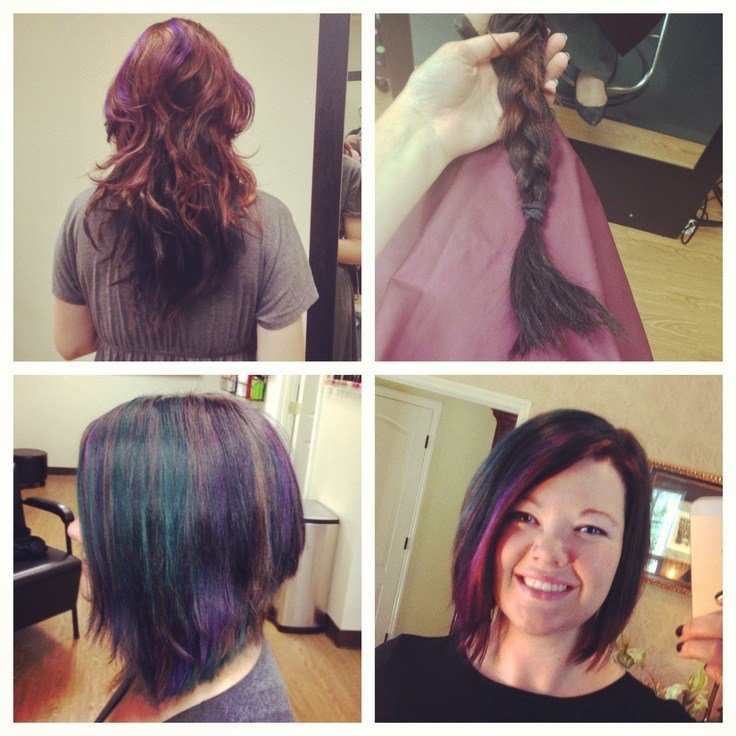 The Best Where To Donate Color Treated Hair Where To Donate Color Pictures