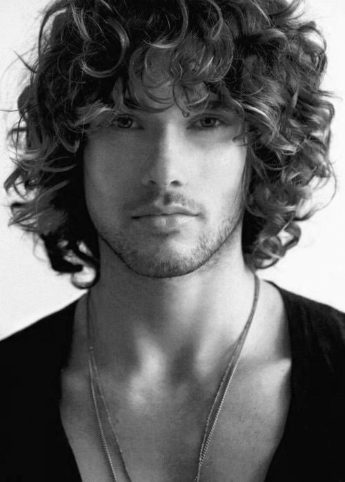 The Best 50 Long Curly Hairstyles For Men Manly Tangled Up Cuts Pictures