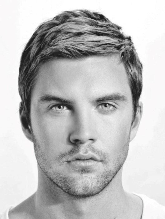 The Best Top 50 Best Short Haircuts For Men Frame Your Jawline Pictures