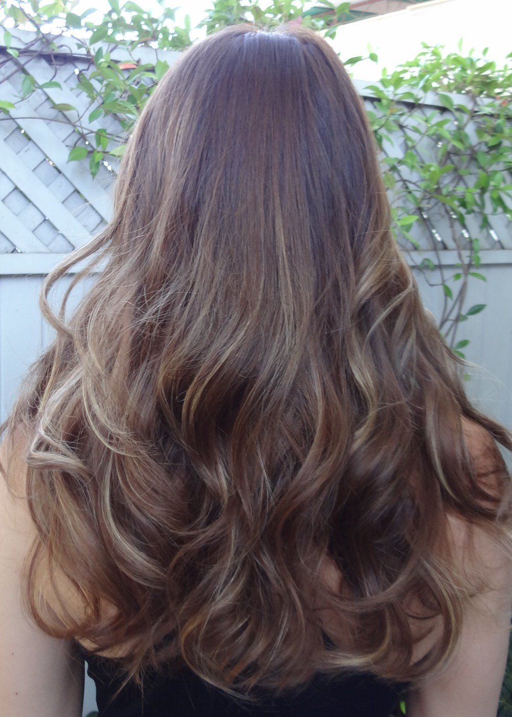 The Best Hair Color For Fall Darker Is Better Neil George Pictures