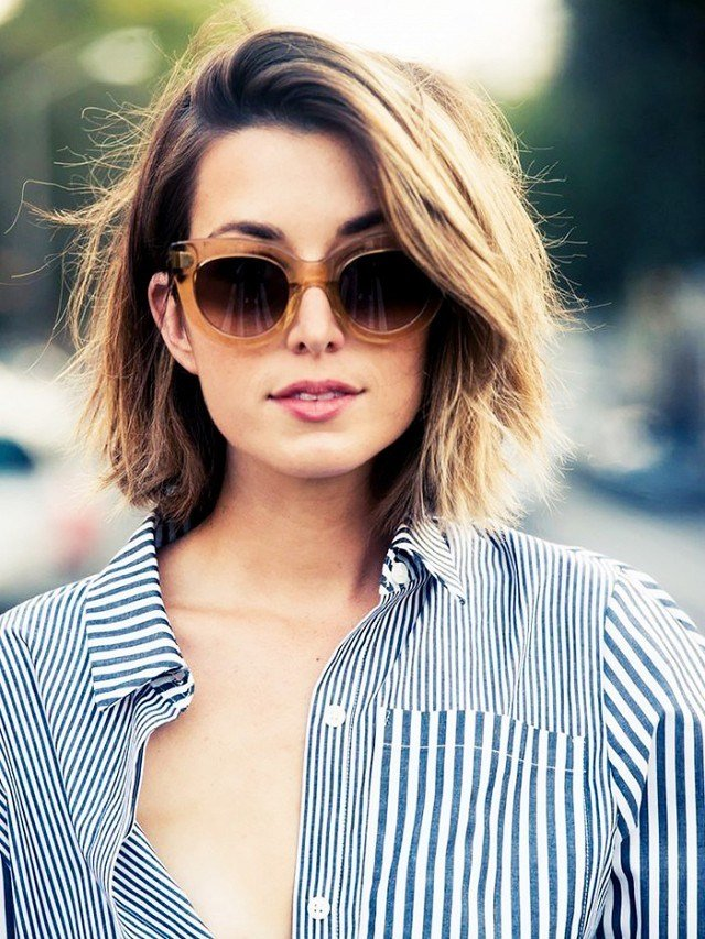 The Best Classy And Cute Short Haircuts For Thick Hair Ohh My My Pictures