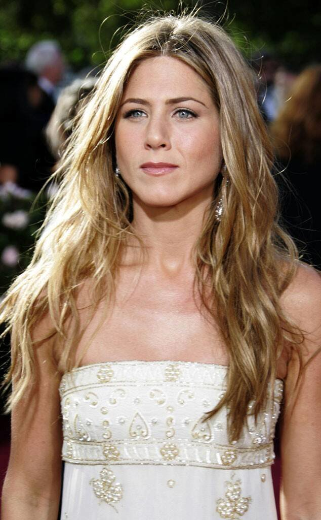 The Best 2004 From Jennifer Aniston S Hair Through The Years E News Pictures