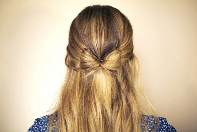 The Best Cute Hair Bow Tutorial Alldaychic Pictures