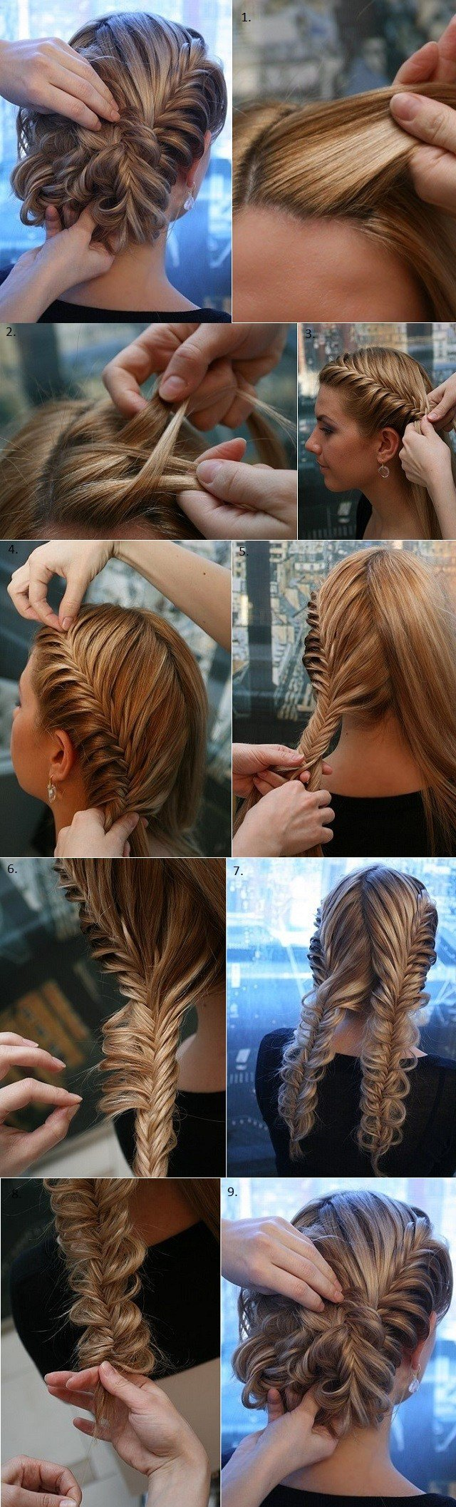 The Best Amazing Braided Hairstyle Alldaychic Pictures