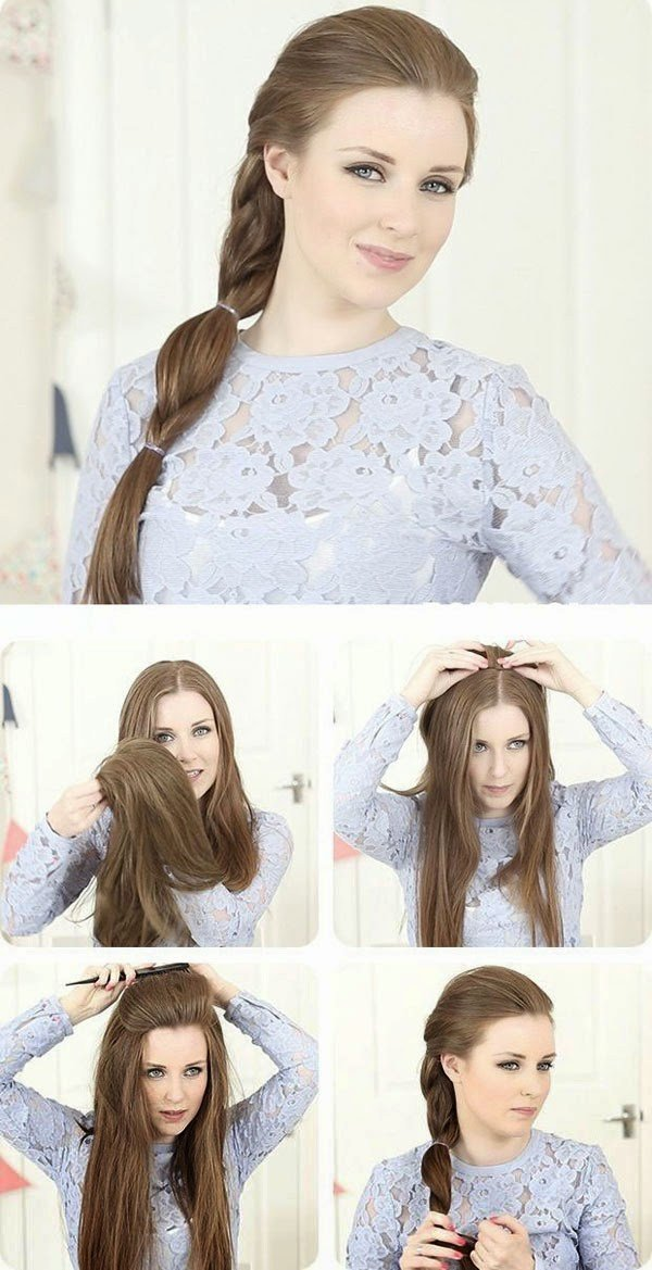 The Best 11 Best Diy Hairstyle Tutorials For Your Next Going Out Pictures