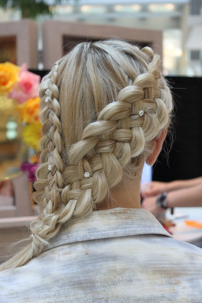 The Best Braid Hairstyles 2012 13 For Asians Party Hair Fashion She9 Change The Life Style Pictures