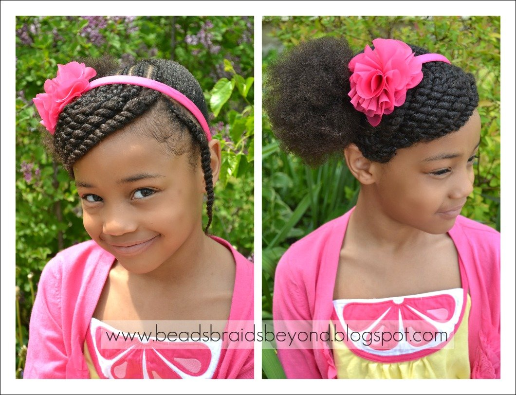 The Best Beads Braids And Beyond Little Girls Hairstyle Side Pictures