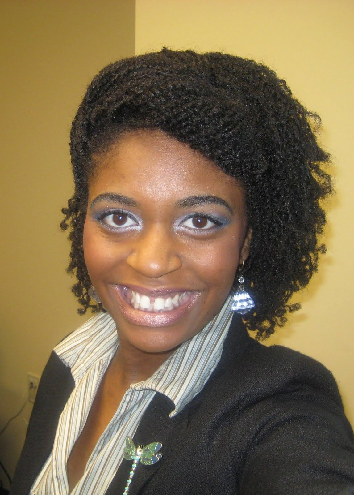 The Best Naturally Elegant Hairstyle Mini Twists Pictures
