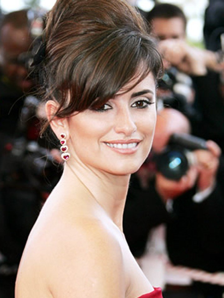 The Best Style Penelope Cruz Hairstyles Pictures