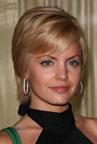 The Best Style Mena Suvari Hairstyles Pictures