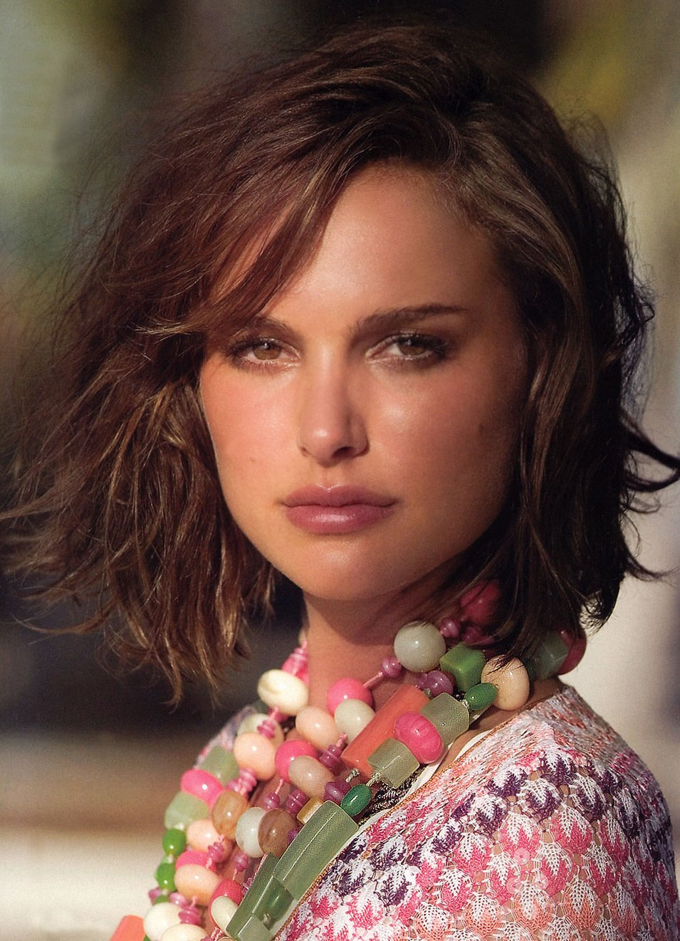 The Best Artist Today Natalie Portman S New Hairstyles Pictures