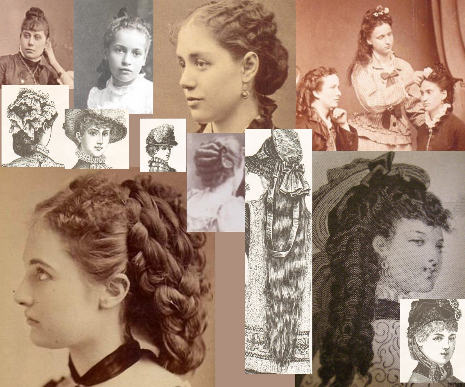 The Best Mute The Silence Victorian Hairstyles Pictures