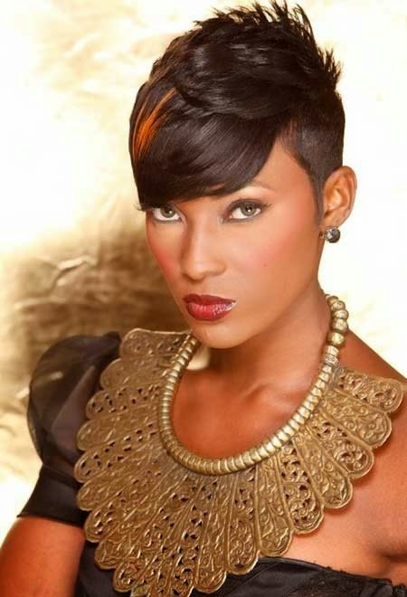 The Best Short Hairstyles For Black Women 2015 Blackhairstyles Pictures